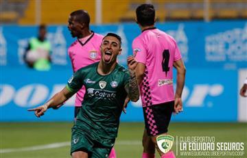 Liga Águila: Triunfo de Equidad sobre Chicó y empate de Leones con Huila