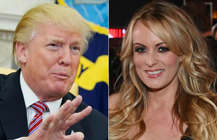 Stormy Daniels quiere contar