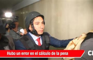 """Corte Suprema suspende la condena de Moreno por un """"error de cálculo"""""""