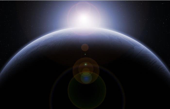 NASA: Impresionante foto de la Tierra brillando como nunca antes