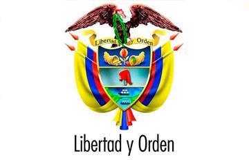 ¿Qué representa el escudo de Colombia?
