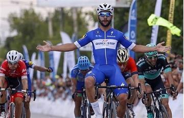 Tirreno-Adriático: Fernando Gaviria el mejor colombiano en la segunda etapa