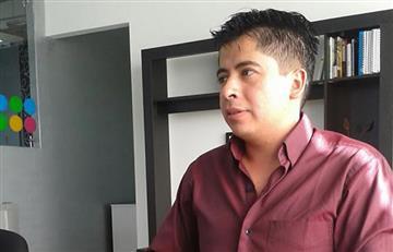Ariel Ávila denuncia haber sido víctima de amenazas