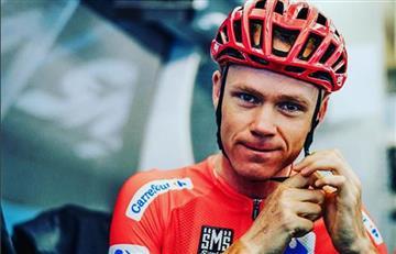 Froome pide reunirse con el presidente de la UCI