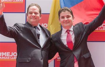 Germán Vargas Lleras reveló fórmula vicepresidencial