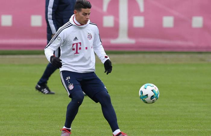 Foto: Twitter FC Bayern Español