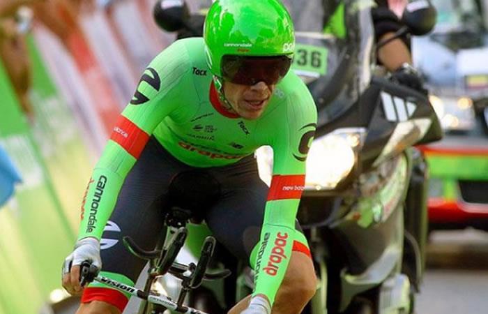 Tirreno-Adriático: Urán el mejor colombiano de la tercera etapa