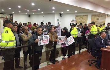 Tunja: Amenazas de paro cívico por elevado impuesto predial