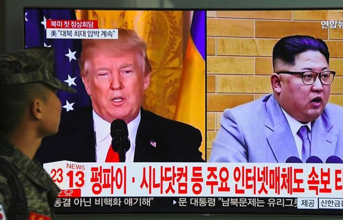 Estados Unidos y China pactaron conservar la presión sobre Corea del Norte