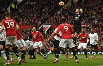 Manchester U. le ganó a Liverpool: Reviva el Minuto a Minuto