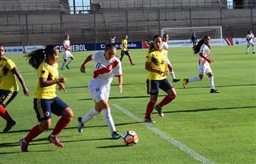 Selección Colombia Femenina: La Sub-17 goleó a Perú por el sudamericano