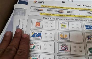 Así fueron las Elecciones en el Bolívar
