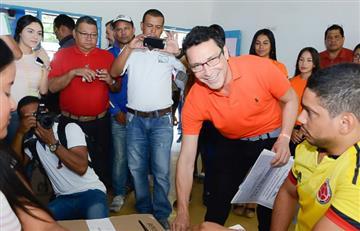 Carlos Caicedo denuncia que la Consulta está direccionada