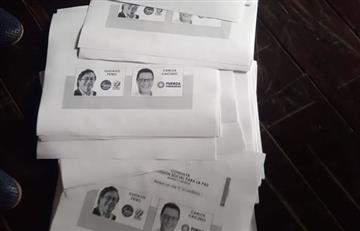 Centro Democrático denuncia irregularidades en votación de la Consulta