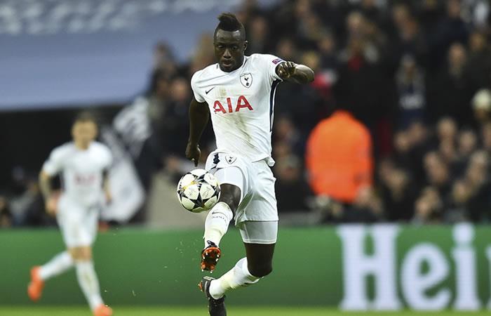 Davinson Sánchez titular en la victoria del Tottenham