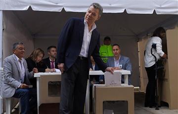 Elecciones 2018: Presidente Juan Manuel Santos le madruga al voto