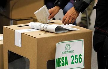Fiscalía ha incautado $695 millones en lo que va de la jornada electoral