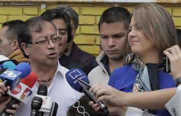 Gustavo Petro irá por la presidencia con su Bogotá Humana