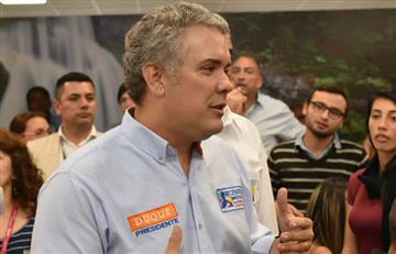 Iván Duque, el elegido por el partido de Álvaro Uribe