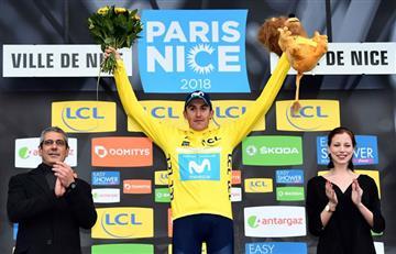 Marc Soler se consagra campeón de la París-Niza