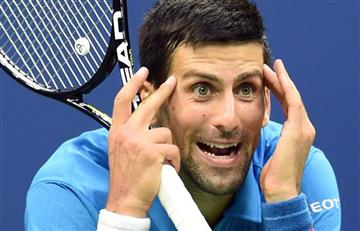 Novak Djokivic se despide del Masters 1000 de Indian Wells