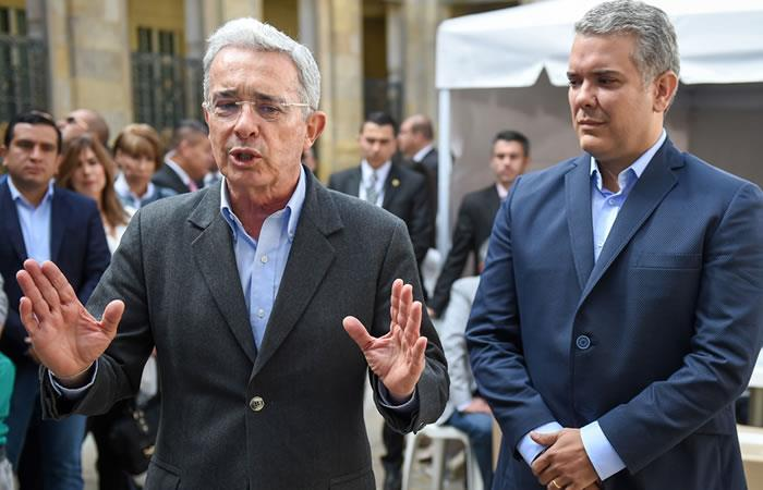 Álvaro Uribe repite en Senado de la República