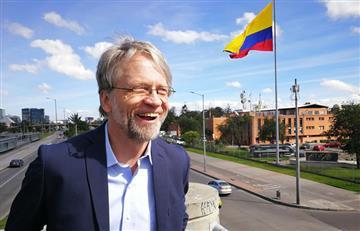 Antanas Mockus, la cara amable de las votaciones