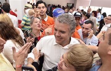 Consultas: Iván Duque confirma a Marta Lucía Ramírez como su fórmula presidencial