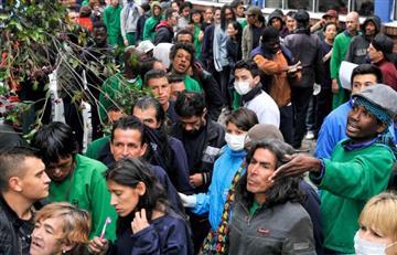 ¿Cuántos habitantes de la calle tiene Bogotá?