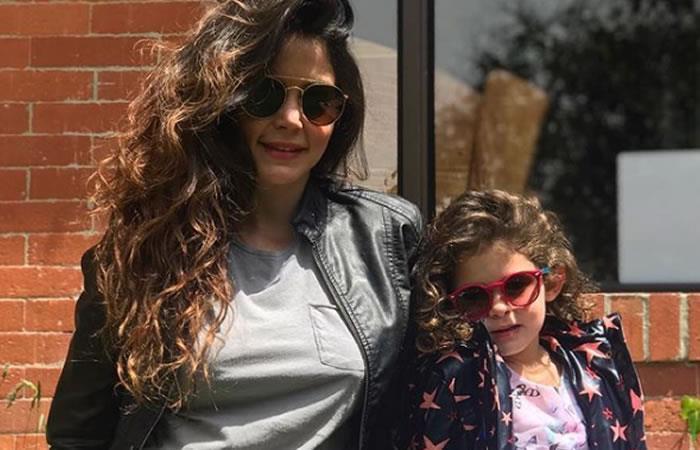 Maleja Restrepo y la tremenda fiesta de cumpleaños de su hija Guadalupe