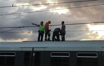 Medellín: Nueva falla en el Metro afecta tres estaciones