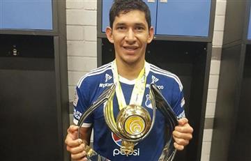 Ovelar, jugador de Millonarios es convocado por la selección de Paraguay