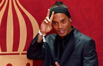 "Ronaldinho: ""Es muy difícil jugar en el Barcelona"""