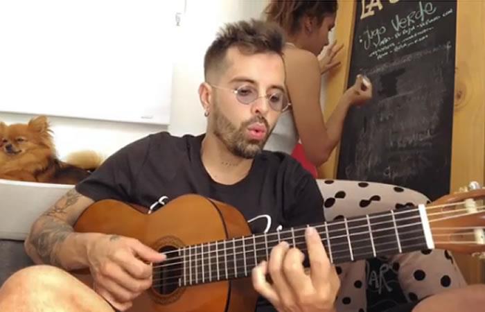 Mike Bahía revela adelanto de su nueva canción