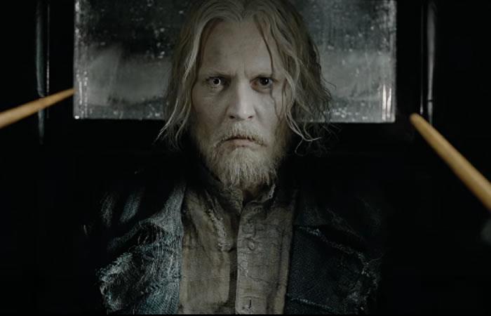Revelan tráiler de 'Animales Fantáticos 2: Los crímenes de Grindelwald'