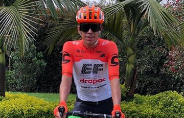 Rigoberto Urán el mejor colombiano de la Tirreno-Adriático