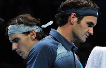 ¿Roger Federer y Rafael Nadal, nuevamente en tierra?