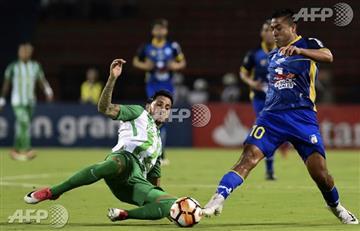 Atlético Nacional goleó a Delfin: Reviva el Minuto a Minuto