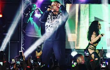 Don Omar comunicó la fecha de su último concierto en Bogotá