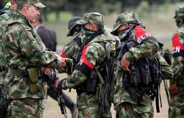 El equipo negociador llegó a Quito para reanudar el acuerdo de paz con el ELN