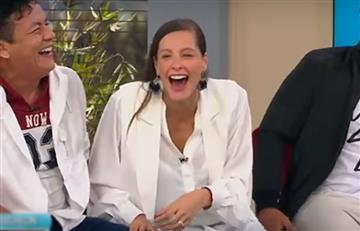 Laura Acuña y la confesión en vivo que la dejó en ridículo