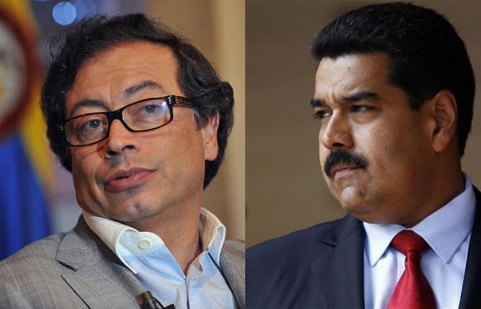 ¿Maduro financiando la campaña de Petro?