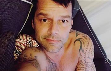 Ricky Martin y foto de sus nalgas revolucionaron las redes
