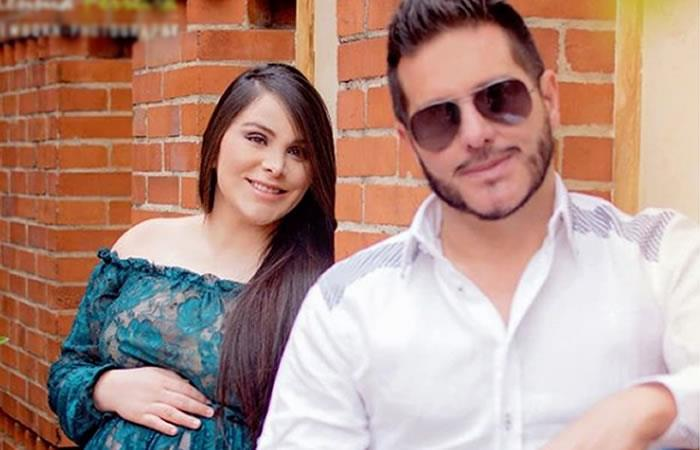 Ya nació el hijo de Marcelo Cezán y Michelle Gutty