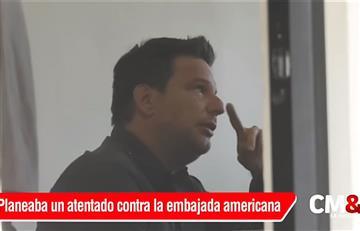 Bogotá: Detienen a cubano que planearía atentar contra funcionarios de EE.UU.