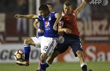 Independiente derrota a Millonarios. Reviva el Minuto a Minuto