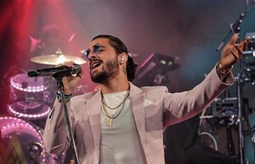"Maluma presenta el himno oficial del Mundial de Rusia 2018 ""Colors"""