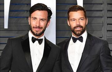 Ricky Martin revela detalles de cómo fue su boda con Jwan Yosef