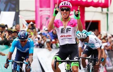 Rigoberto Urán listo para competir en Critérium del Dauphiné