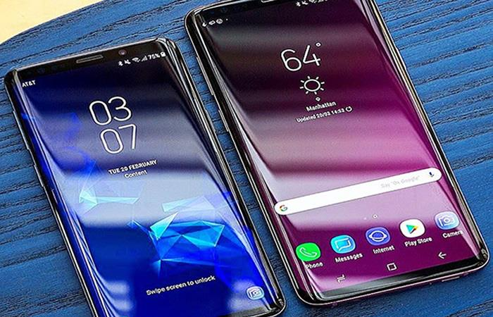 Samsung Galaxy S9 Colombia
